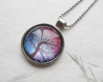 Tree necklace, tree of life necklace, tree jewelry