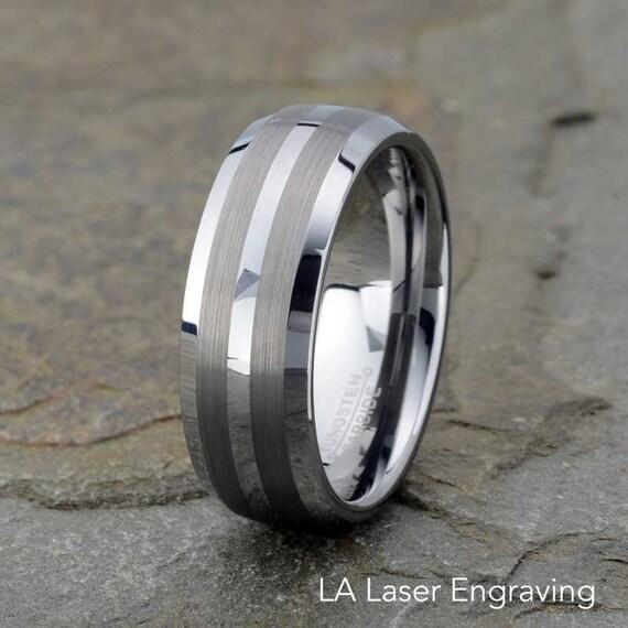 tungsten wedding bands tungsten wedding ring