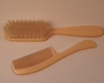 SALE!!!  Kid's Comb and Brush Set