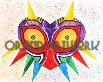 Majora's Mask Print #2