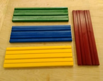 """18"""" Blending Double Board for Teachers With Painted Wood Base and FREE SHIPPING!"""
