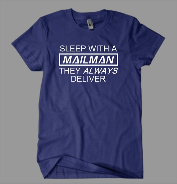 Mailman shirts humor t shirt graphic tee usps humor by for Usps t shirt shipping