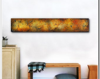 """60"""" Original Textured Contemporary Abstract Painting"""