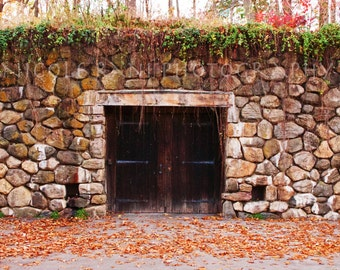 Doors into the Stone - Fine Art Photography