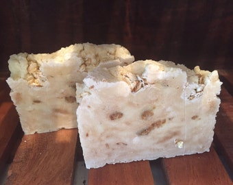 Honey & Oat Hot Process Soap