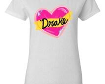 Drizzy Drake digital airbrushed T Shirt