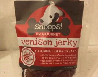 Venison Jerky Dog Treats