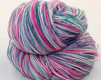 Superwash Merino / Nylon 4ply Yarn (75/25) in Melissa