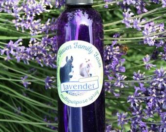 Lavender All Purpose Spray - 8 oz bottle