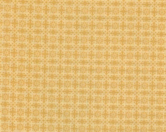 Yellow Squares- Victory Collection by Red Rooster Fabrics