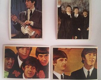Birthday Gift Beatles Cards Vintage Beatles Music Memorabilia Beatles Collectible Gift For Her John Lennon Beatles Gift Ringo Starr