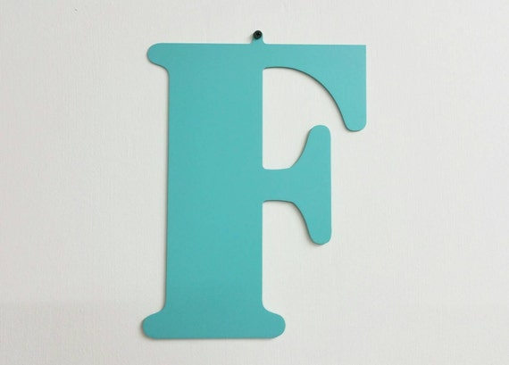 Large Metal Letters For Wall Large Metal Letter F 12 Wall Letters Nursery Letter By Metalya