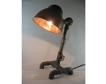 Lamp style industrial loft, vintage