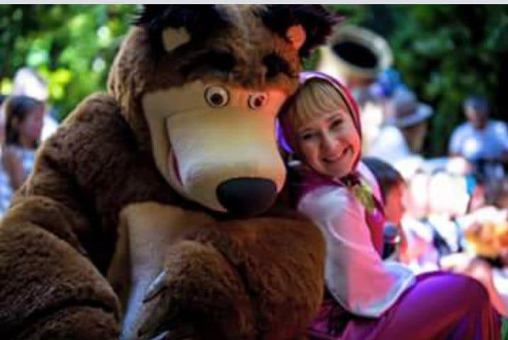 Masha Y Medved Masha And The Bear Costume By CostumesForYou