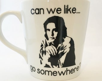 My So Called Life - Jordan Catalano - Jared Leto - Man Crush - Mug