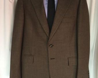 80's Hammonton Park Clothes Mens Suit, mint
