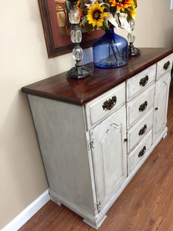 items similar to sold sideboard buffet on etsy. Black Bedroom Furniture Sets. Home Design Ideas
