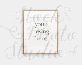 Gold Frame Styled Stock Photography | Gold Frame | Stock Photo | Product Styling | Product Photography | Digital Image
