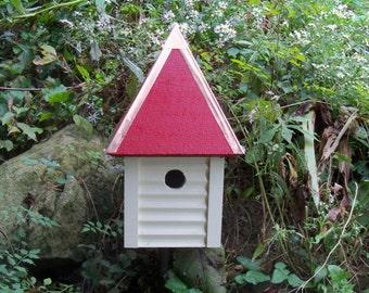 Ruby Slipper Birdhouse