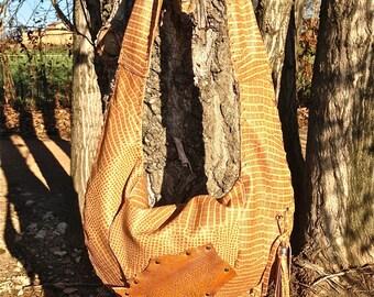 FREE SHIPPING!!! Leather bag, boho,hippie,chic,ethnic,vintage,bolso de piel,étnico