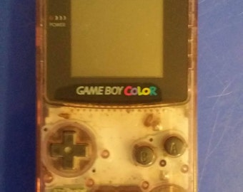 Gameboy Clear in great shape