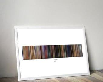 Toy Story • Film Colour Palette