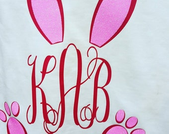Bunny Monogram Shirt