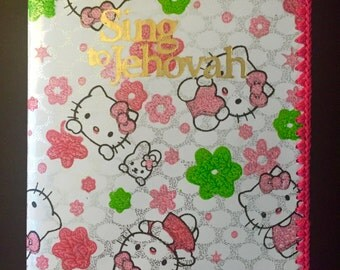 Hello Kitty Song Book