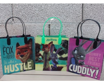 Zoo Topia Treat Bags, 30% OFF SALE