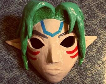 Fierce Deity Mask