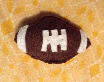 Football Catnip Toy for Cats