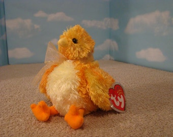 CHICKIE the Baby Chick TY Beanie Baby