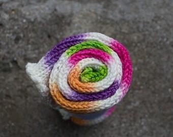 Fruit Stripe  - Gradient Hues Sock Blank