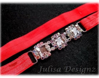 Rhinestone Jeweled Headband (C27)
