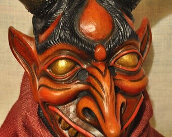 Devilish Grin Mask