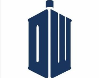 Doctor Who Car Decal
