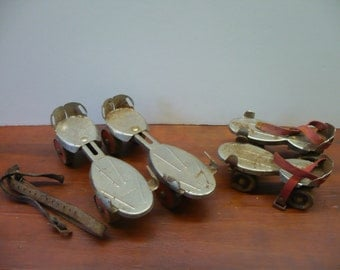 Pair of Vintage Winchester Roller Skates