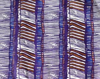 Woodin Fabric, Woodin Batik, Woodin Ankara, African batik, ankara fabric, brown batik