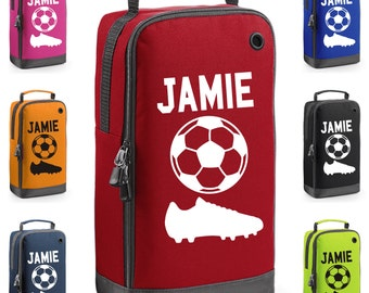 Personalised Football Boot Bag with Carry Handle  * Free Delivery *