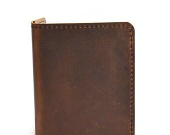 Leather Passport Wallet Leather Passport Holder Handmade Passport Wallet Handmade Passport Holder