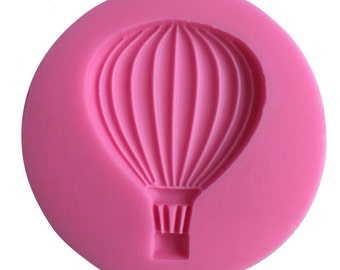 Hot Air Ballon Silicone Mold
