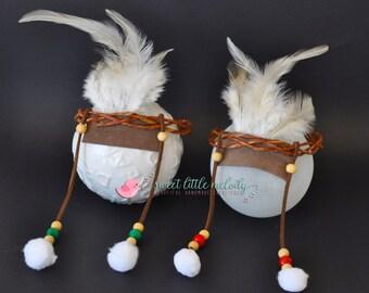 Feather Warrior Crowns, Baby Warrior Headdress, Feather Headdress, Leather Warrior Crown, Leather Warrior Headdress, Costume Feather Crown