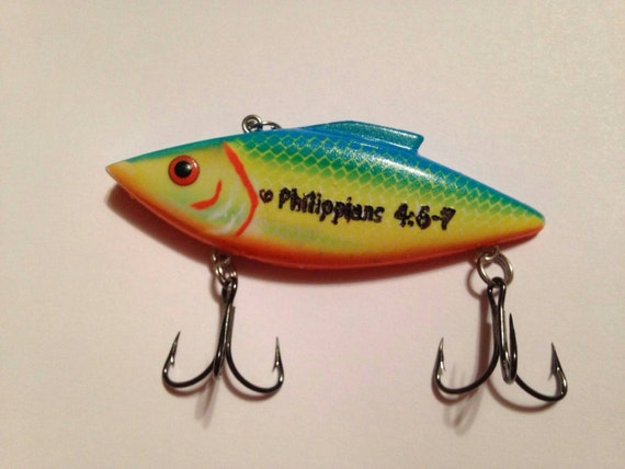 Real high quality name brand fishing lure by sportstradingpost for Names of fishing lures