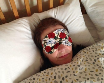 Eye Mask - Guns 'n' Roses style