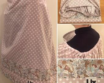 Couture, Unique, Handmade Nursing Covers