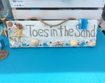 Beach Sign, wood sign, house decor, personalized