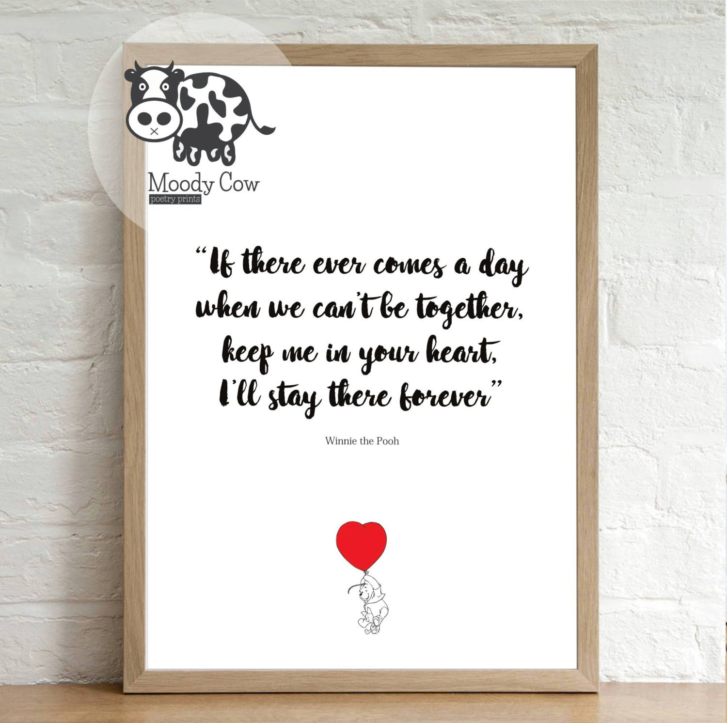 Winnie the pooh quote winnie the pooh print winnie the zoom amipublicfo Images