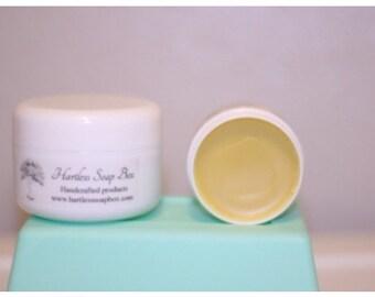 Lavender lemon lotion bar