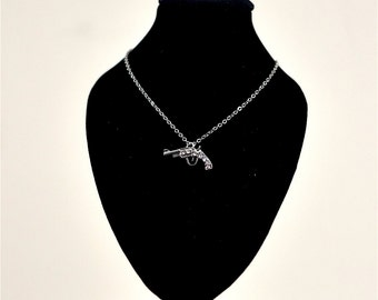 Single chain necklace for 18 inch dolls - SILVER COLOR adjustable chain