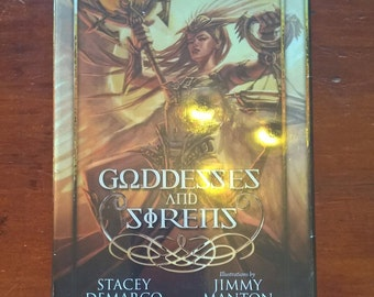 Goddess & Sirens Oracle - Stacey Demarco